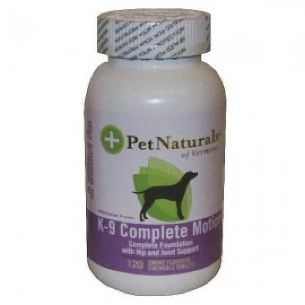 Vitamine pentru caini, K-9, Complete Motion comprimate