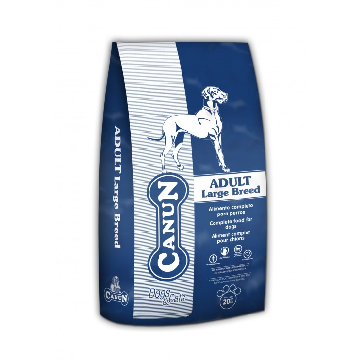 Canun Adult Large Breed 20 kg - LIVRARE GRATUITA