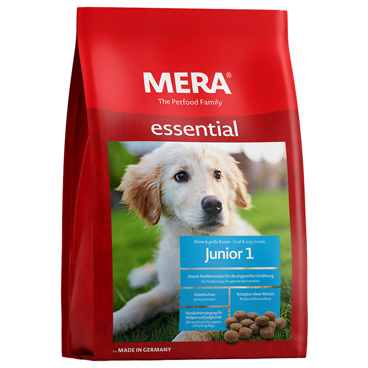 MERA Essential Junior Small & Medium 12,5kg