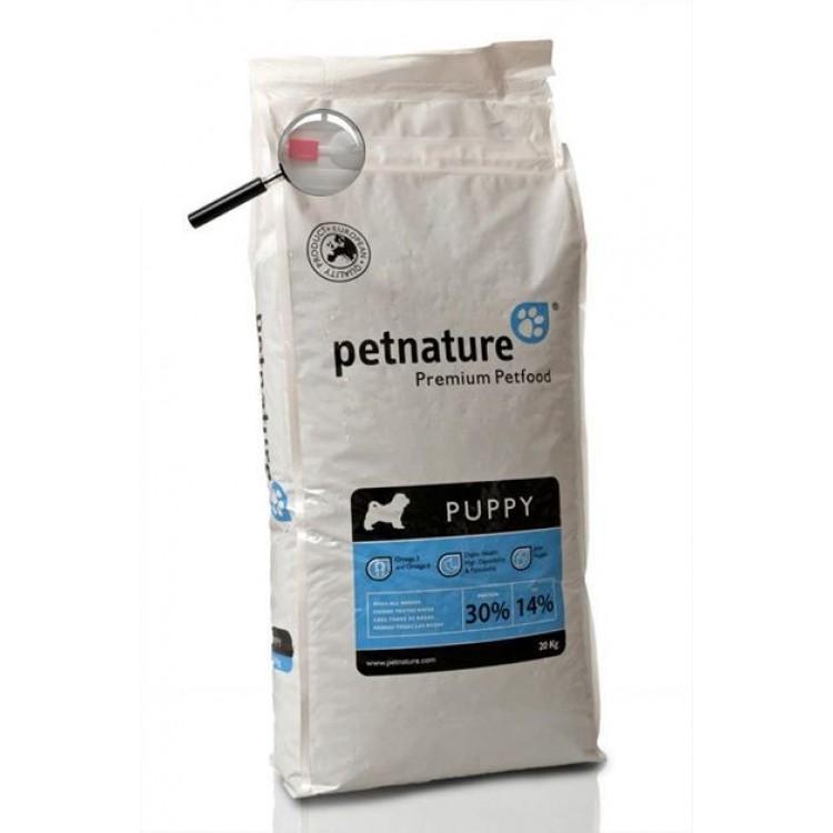Petnature Puppy-Junior-Hrana uscata premium - 20 kg