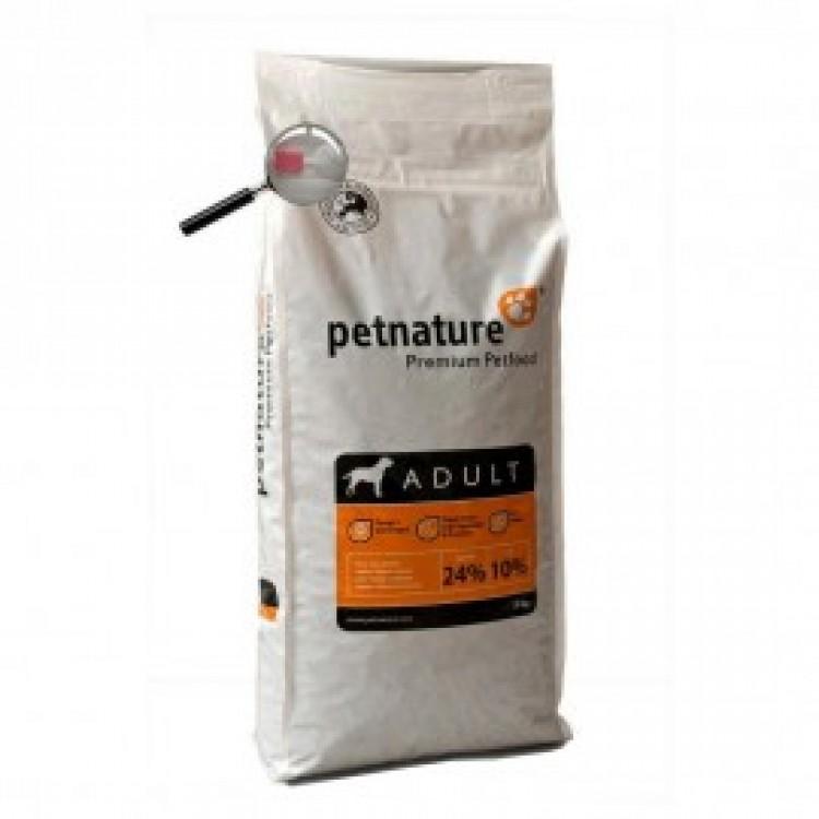 Petnature Adult - Hrana uscata premium - 20 kg