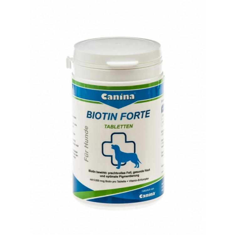 Canina Biotin Forte - 60 Tablete