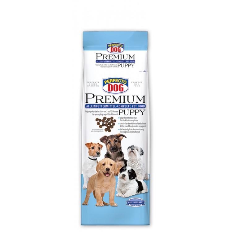 Perfecto Dog Premium Puppy-Junior 18 kg