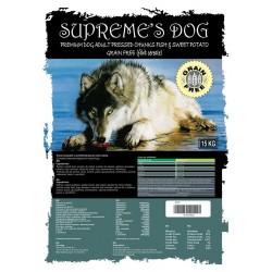 SUPREME'S ADULT GRAIN FREE