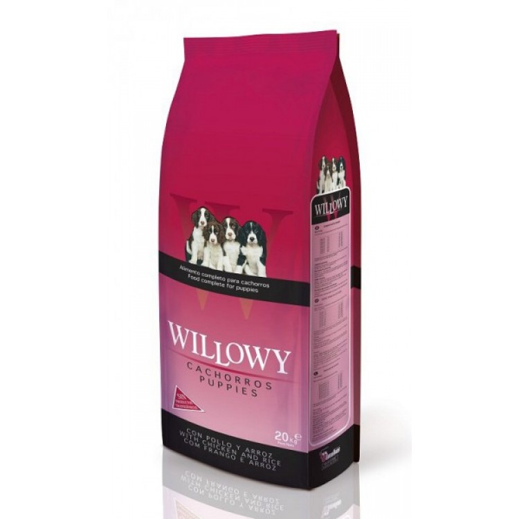WILLOWY PREMIUM PUPPY-JUNIOR 20 Kg